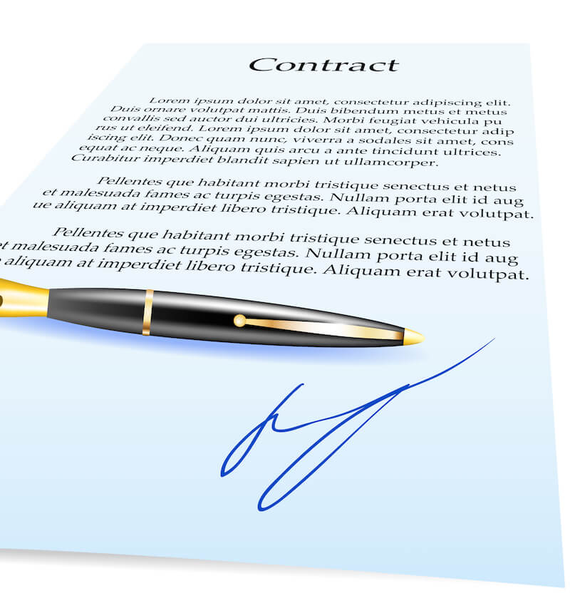 Job Contract Work Order Template